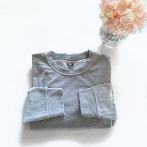 Aerie Velour Sweatshirt